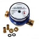 Υδρομετρητής -Υδρόμετρο -Μετρητής νερού 1/2'' αντιπαγωτικό κρύου