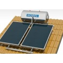 Ηλιακός Θερμοσίφωνας Nobel Classic 200λιτρα/2,6τ.μ ΤΕ Κεραμοσκεπής